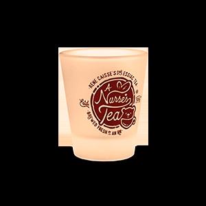 Essiac shot glass