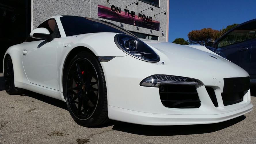 Porsche 911 Carrera (Coupè)
