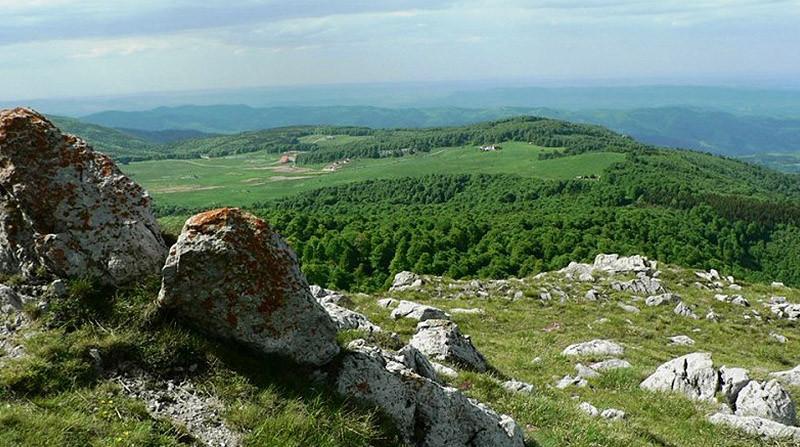 Гледка към Балкана