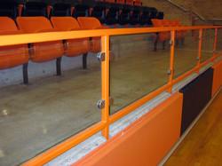 Gym Railing