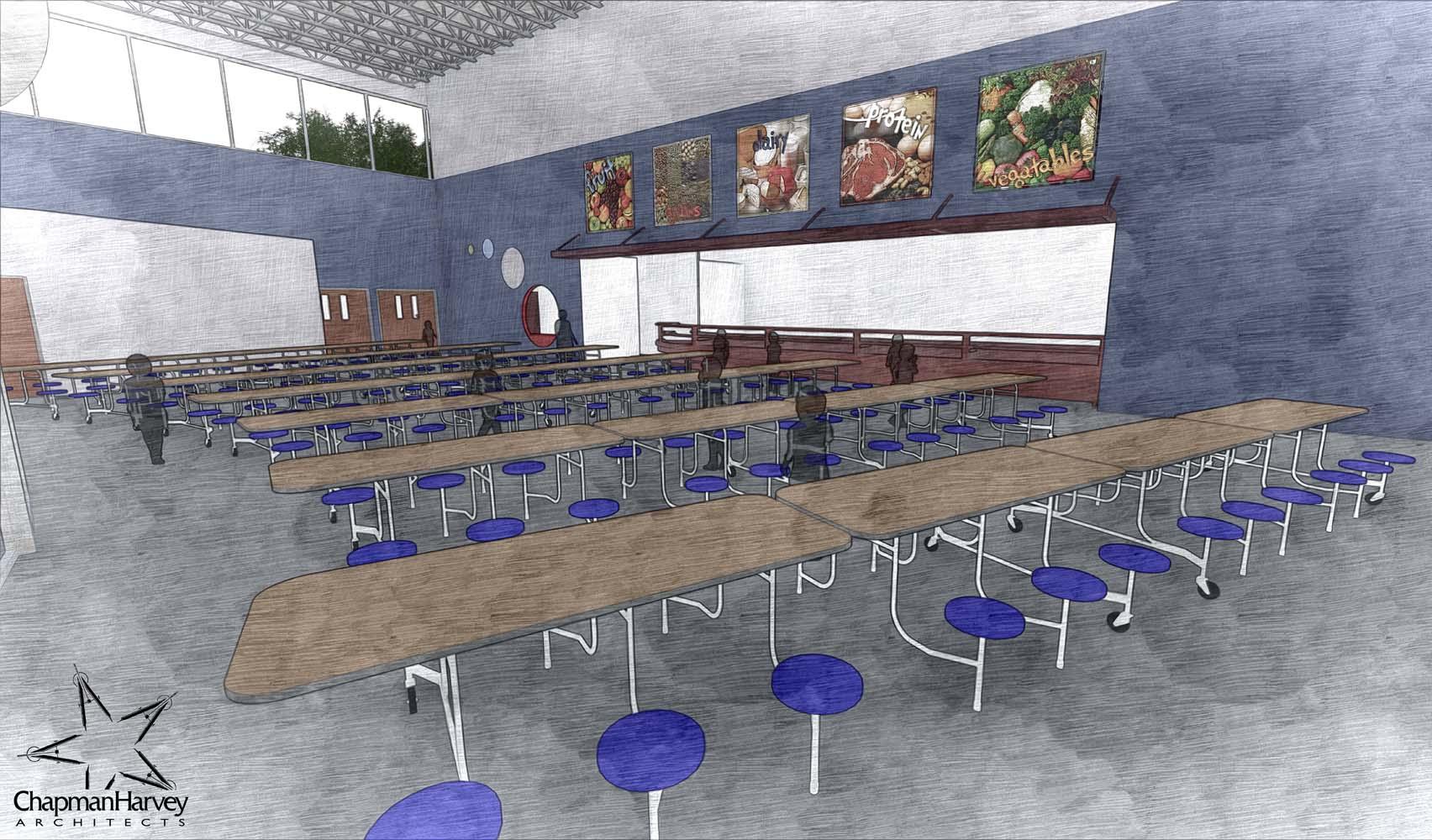Cafeteria_12_Sketch