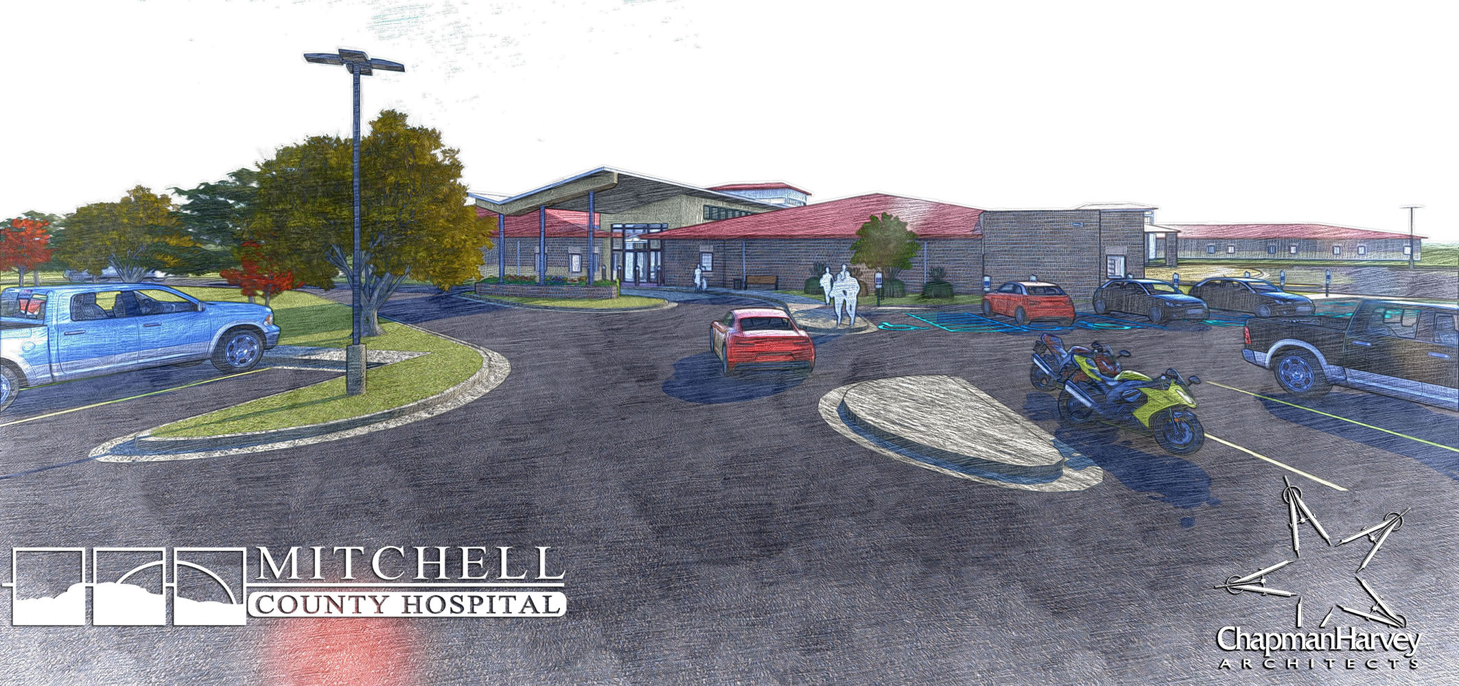 MCHD_Rural Health Clinic - Sketch Render 5