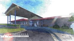 MCHD_Rural Health Clinic - Sketch Render 2