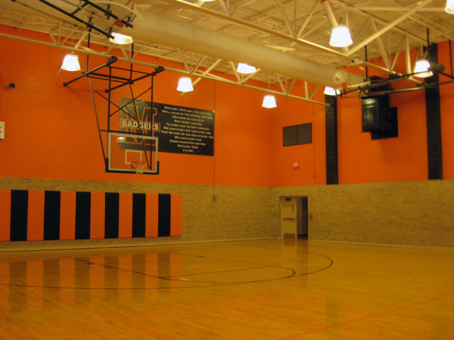 Gym Renovation