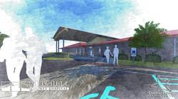 MCHD_Rural Health Clinic - Sketch Render 3