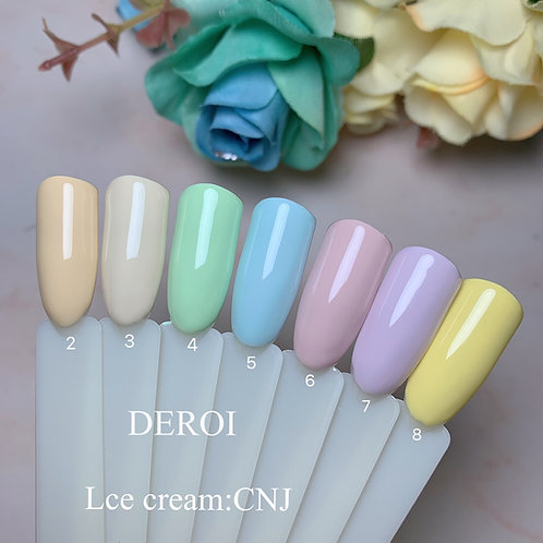 Ice Cream Collection : CNJ