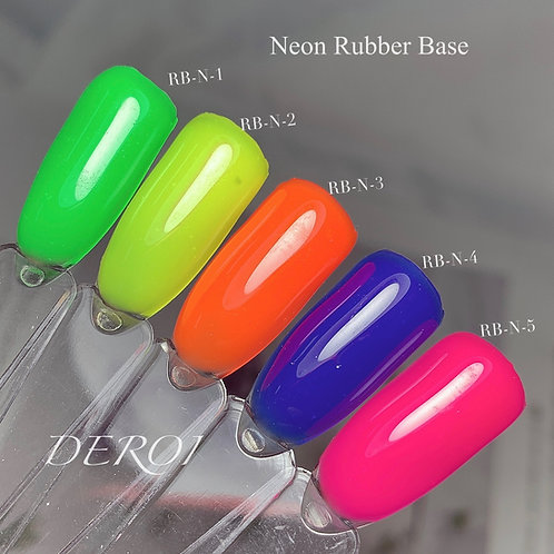 Neon Rubber Base : RB-N