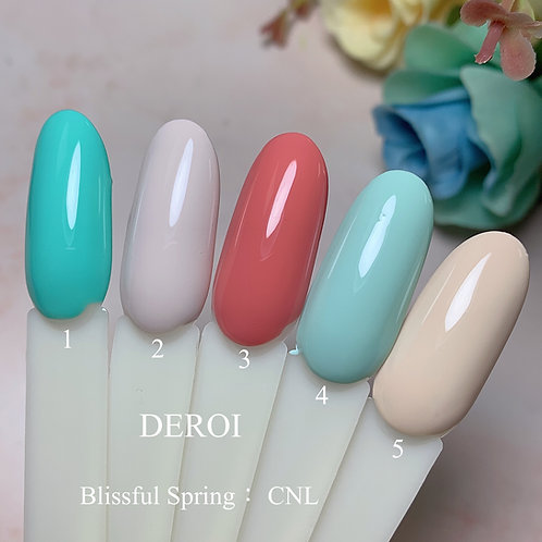 Blissful Spring Collection : CNL