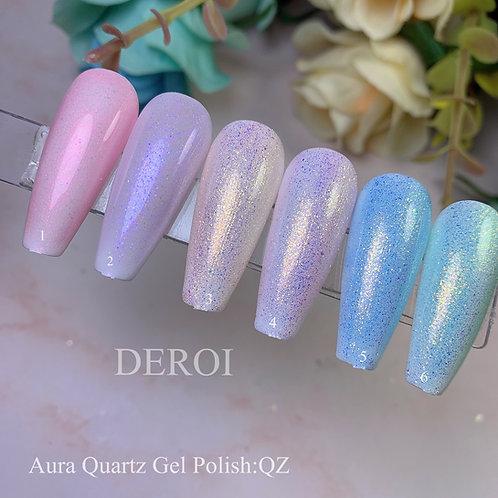 Aura Quartz Gel Polish : QZ