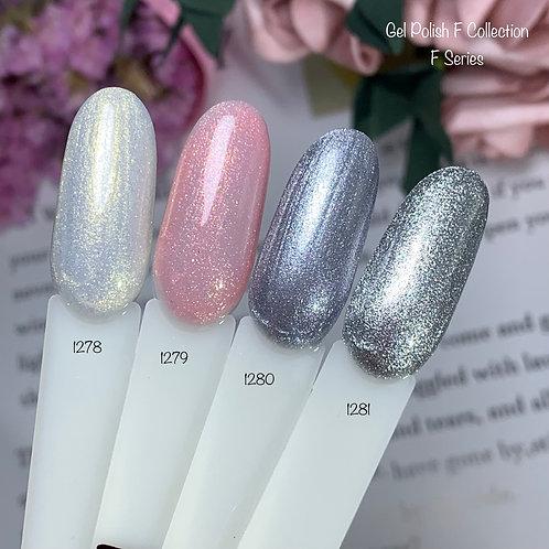 Gel polish F series