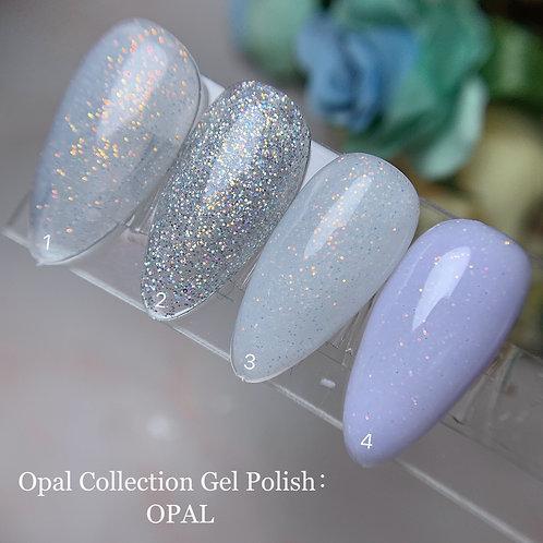 Opal Gel Polish: OPAL