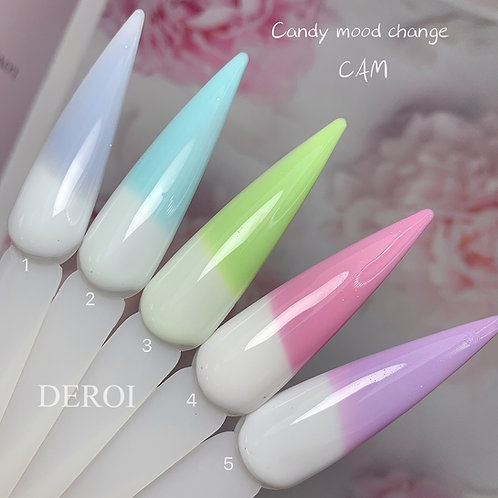 Candy Mood Change Gel Polish : CAM