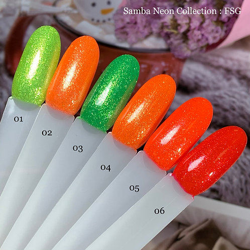 Samba Neon Collection:FSG