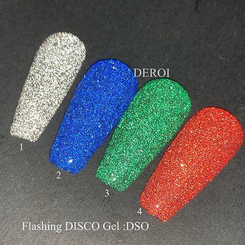 Flashing DISCO Gel : DSO