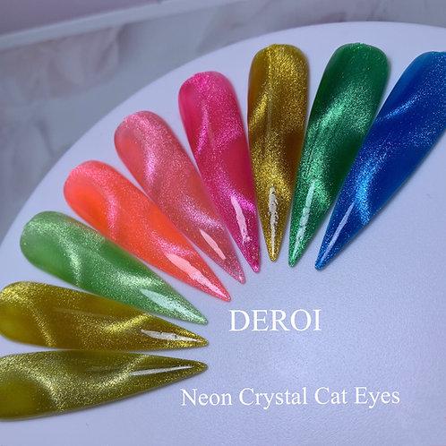Neon Crystal Cat Eyes : SN