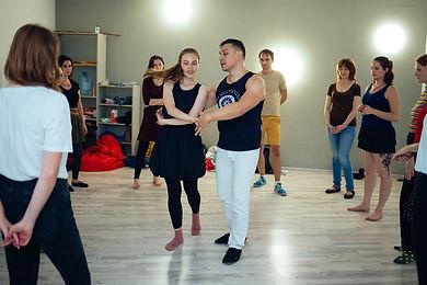 Танцевальный экзамен