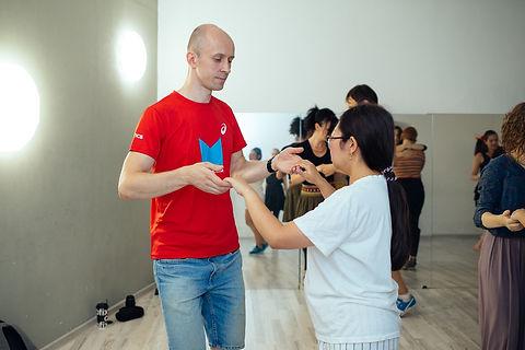 экзамен по танцам