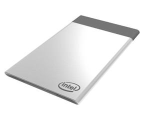 Intel Pocket PC Card