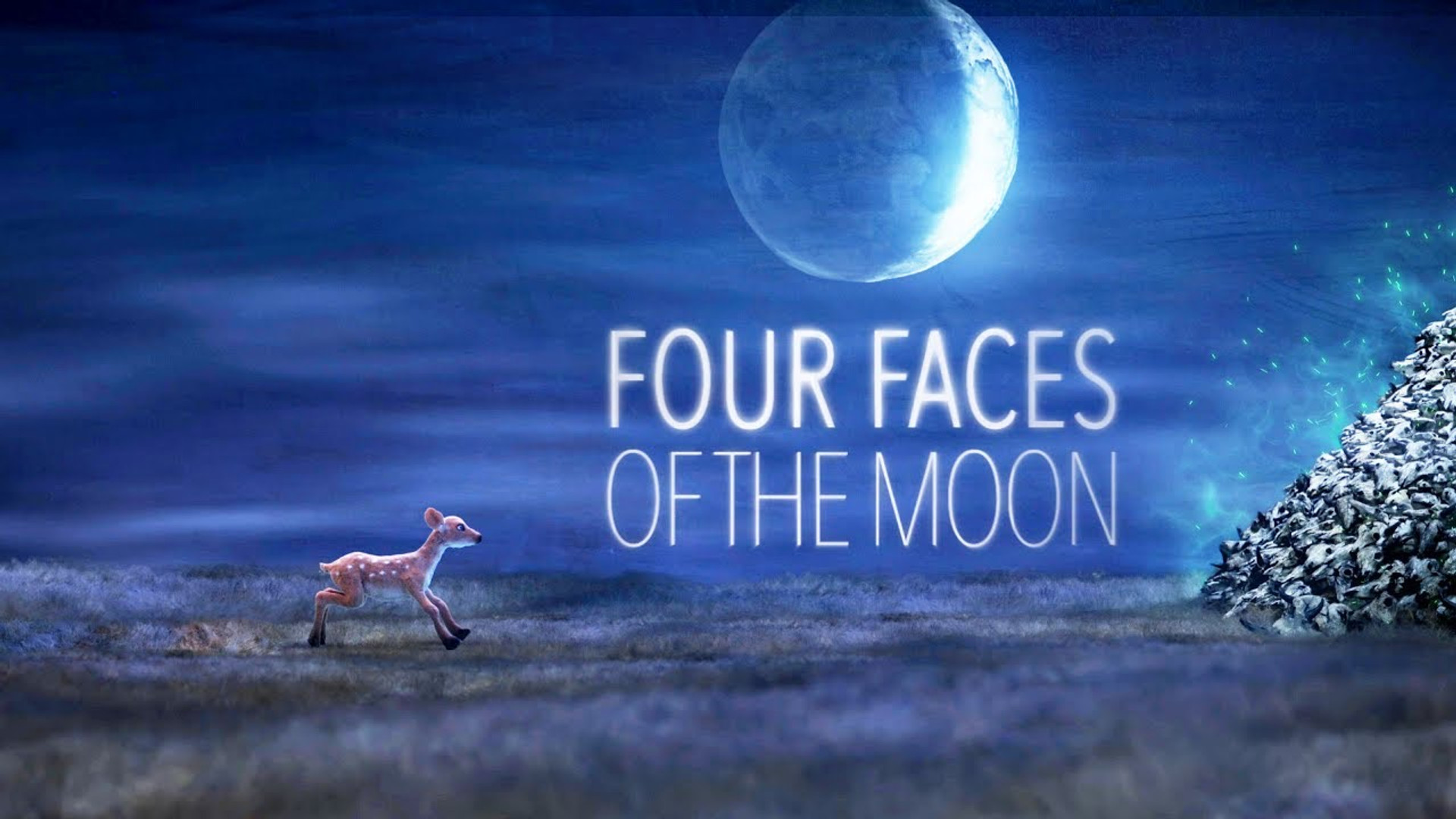 """""""Four Faces of the Moon"""" - Canada's dark colonial past"""