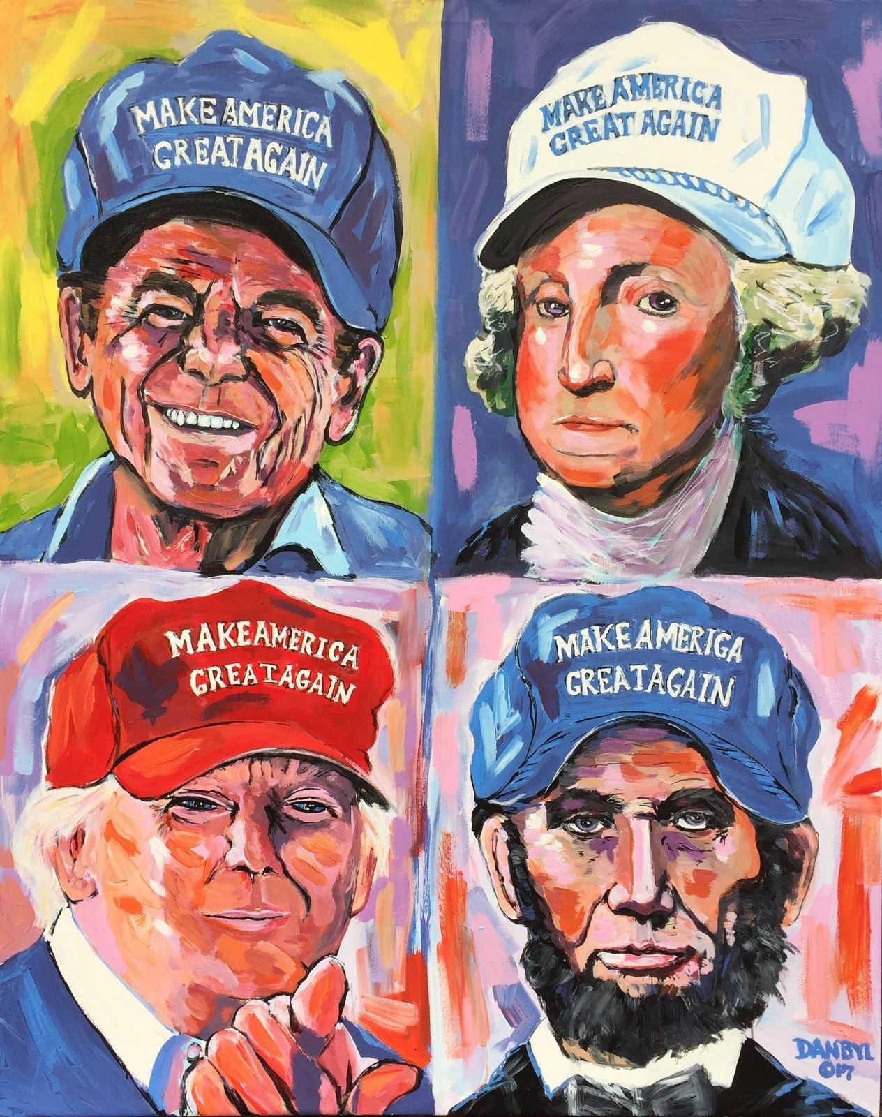 """USA Presidents"""