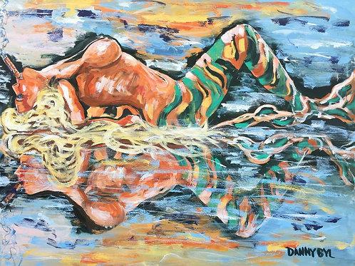 Mermaid Reflection