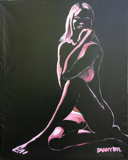 Sultry Silhouette