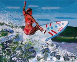 Surfing USA