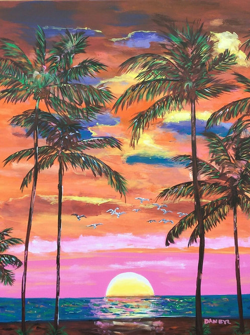 """When the Sun Sets"""