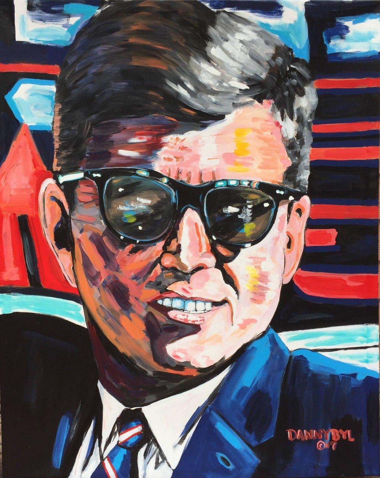 """President Kennedy"""