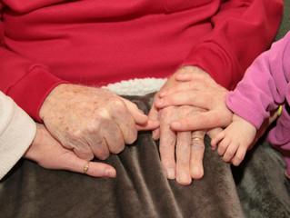 Grampa's Hands
