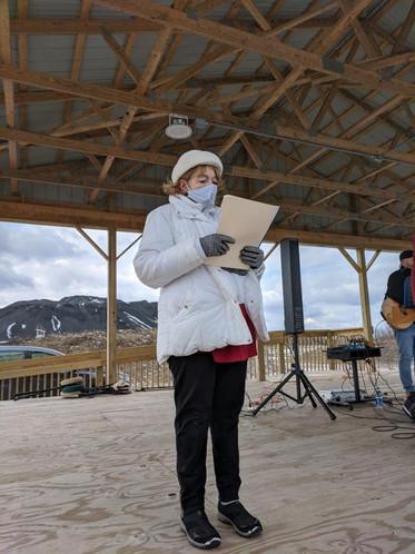 Maryann Lawhon - PHL Hazleton President and Voice of John