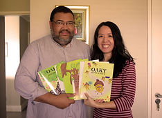 Athol and Taryn with Oaky Series.jpg