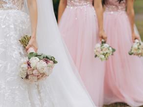Jak správně vybrat květiny na Vaši svatbu?
