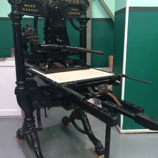 old Albion Press 1860