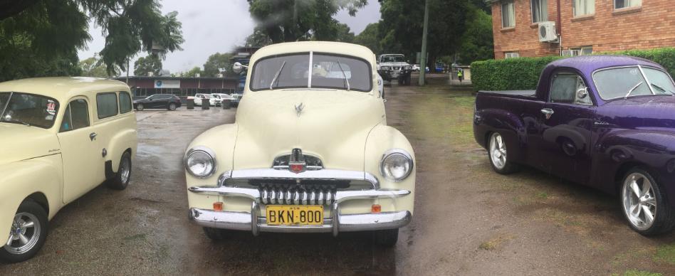 Holden car club