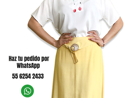 ¿Cómo pedir por WhatsApp?