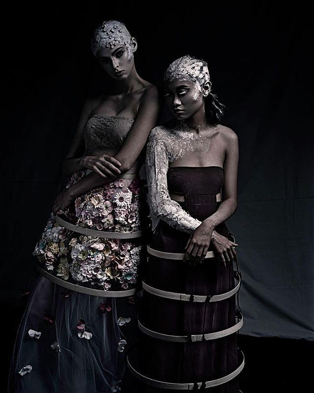 Photographer: E. P. Hopper Designer: Julia Rhoden Makeup: Sarah Peirce