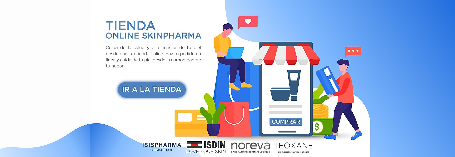 Tienda Online SkinPharma | Guatemala | ¿Como podemos ayudarte a cuidar la salud y el bienestar de tu piel?
