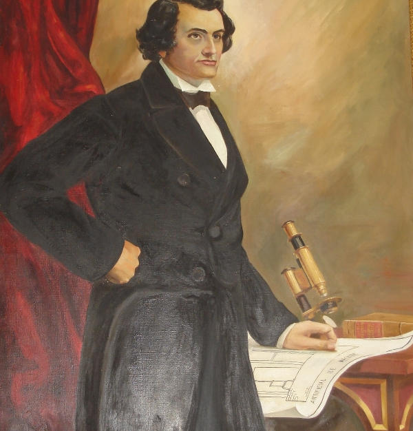 Gorrie Portrait