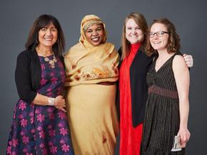 Working With Women of the World – by Breana Reichert