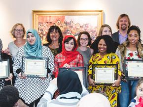 Celebration of Refugee Women's Success