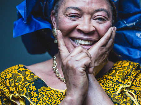 Josephine's Journey: Refugee from Congo Finds Hope, Home in Utah