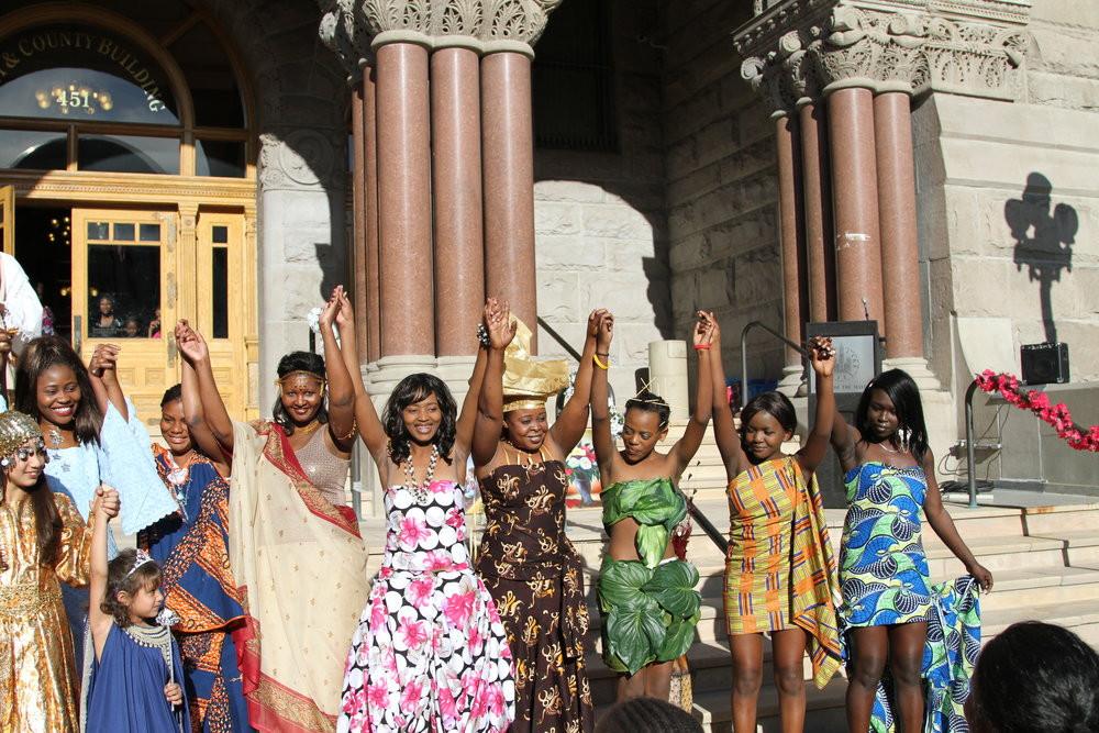 2010 First Annual Fashion Show