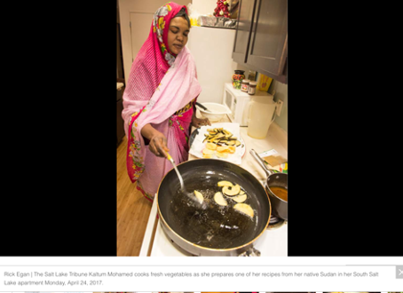 Refugee Kitchens: From the 2017 Archives of the Salt Lake Tribune