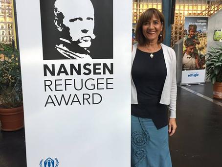 UNHCR Nansen Awards Ceremony – Geneva, Switzerland