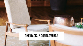 The Backup Controversy