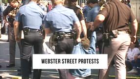 The Webster Street Protests