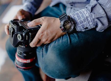 Como organizar una sesión fotográfica de moda: concepto, mood board y trabajar en equipo