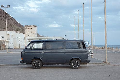 Volkswagen T3 , Cabo de Gata, June 2018