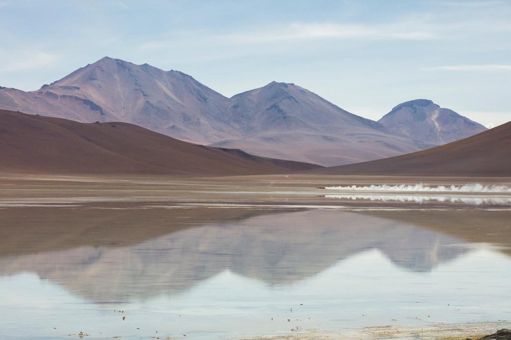 Laguna Blanca, Bolivia, February 2016